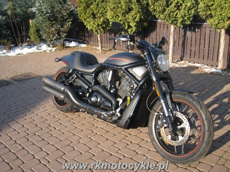 HARLEY-DAVIDSON VRSCDX V-ROD NIGHT ROD SPECIAL  - 1