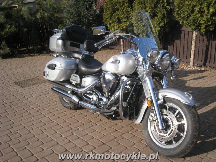 Yamaha Road Star Silverado Special Edition