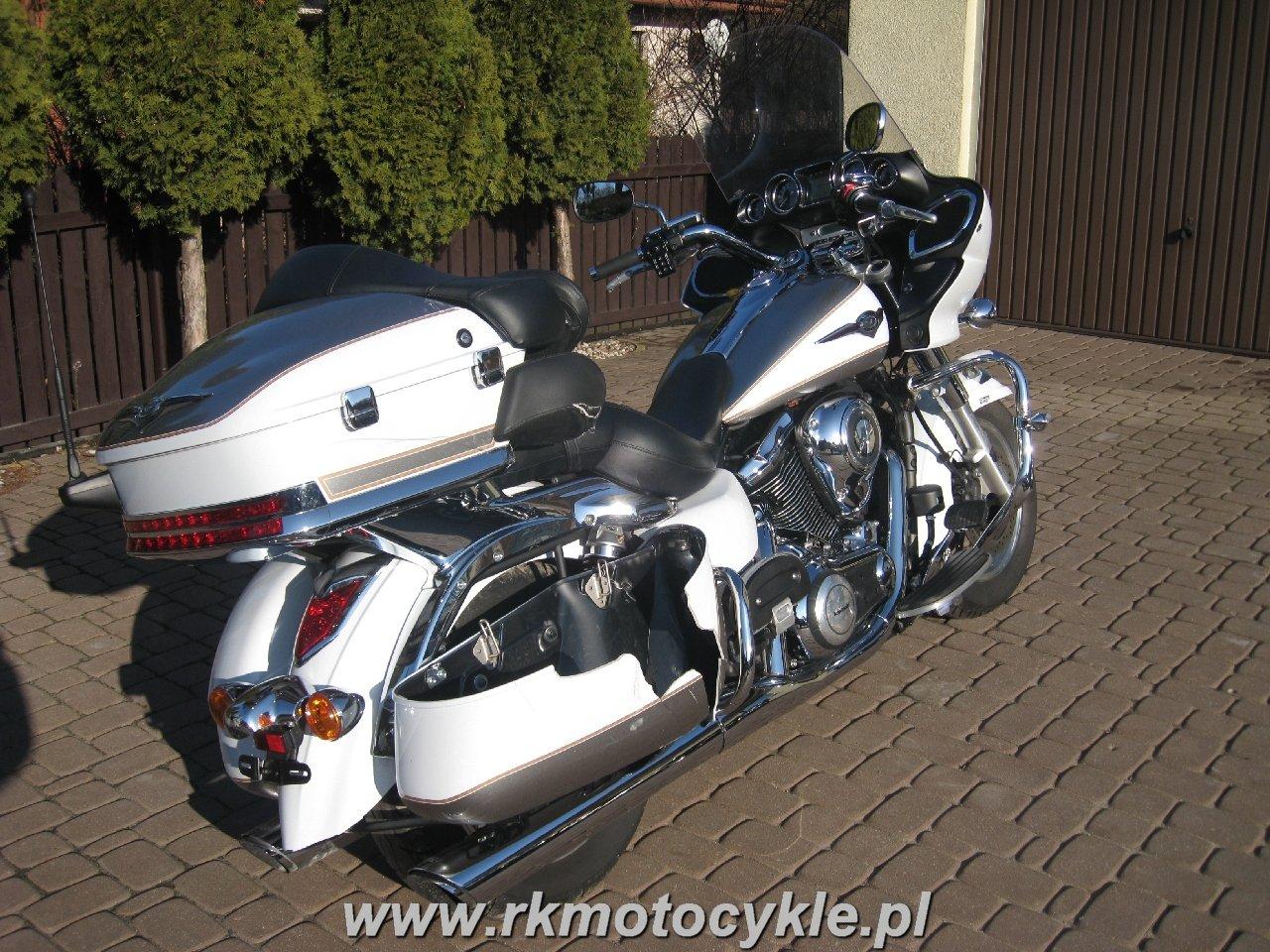 Rk Motocykle Kawasaki Vn 1700 Vulcan Voyager Vn1700