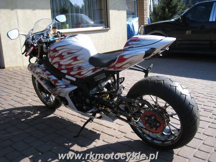RK MOTOCYKLE - SUZUKI GSXR 1000 K6 GSXR1000 K5