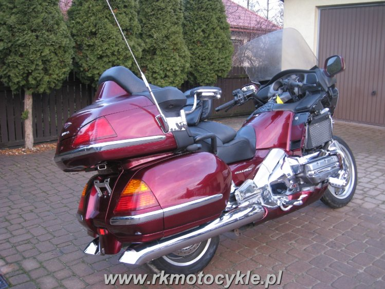 HONDA GL1800 GOLDWING 30-th Anniversary  - 1