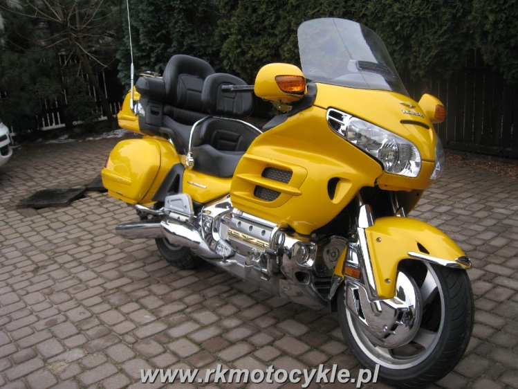 HONDA GL1800 GOLDWING 30-th Anniversary ABS - 1