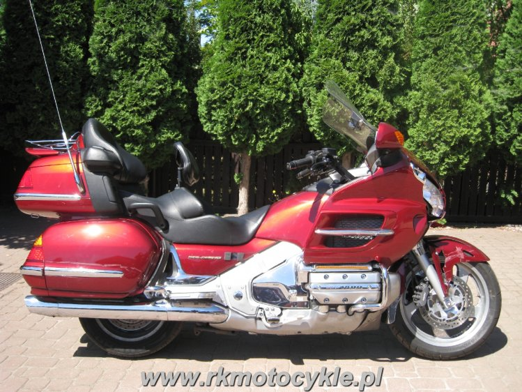 HONDA GL1800 GOLDWING GL 1800  - 1