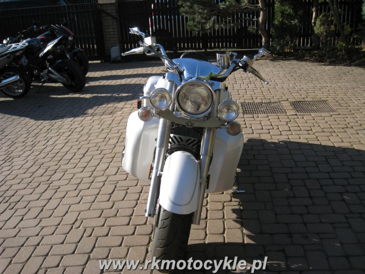 YAMAHA XVZ 1300 ROYAL STAR de LUXE XVZ1300 - 1
