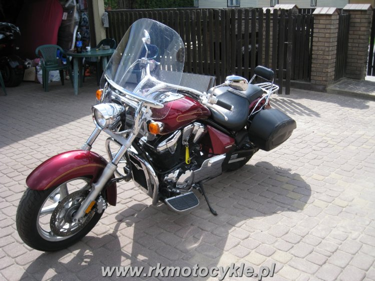 HONDA VT1300 CRA INTERSTATE ABS VT 1300 - 1
