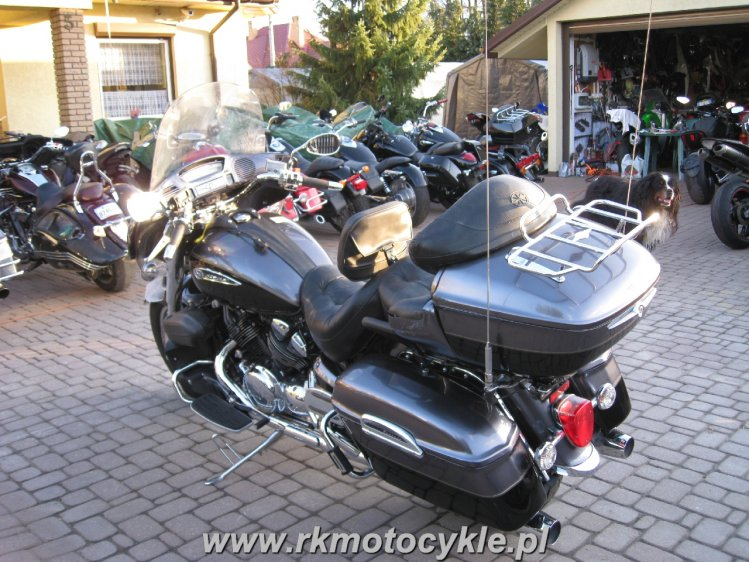YAMAHA XVZ1300 ROYAL STAR VENTURE XVZ 1300  - 1