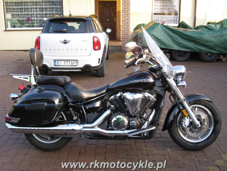 YAMAHA XVS1300 MIDNIGHT STAR XVS 1300 - 1