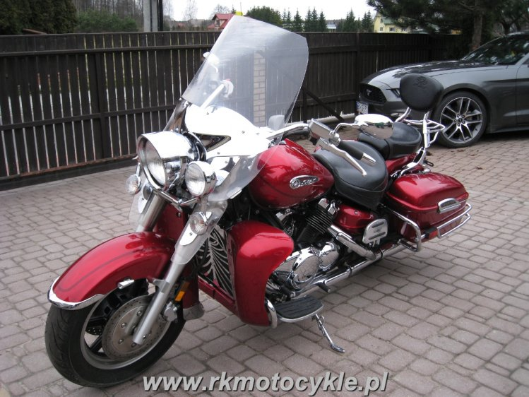 YAMAHA XVZ1300 ROYAL STAR XVZ 1300 TOUR DE LUXE - 1
