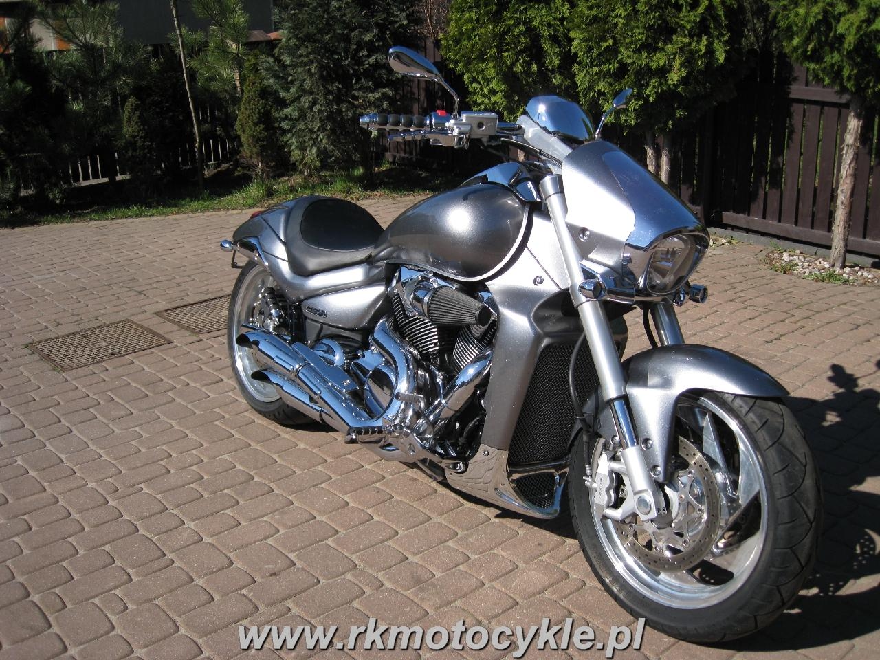 rk motocykle suzuki vzr 1800 m109 m1800 boulevard intruder. Black Bedroom Furniture Sets. Home Design Ideas
