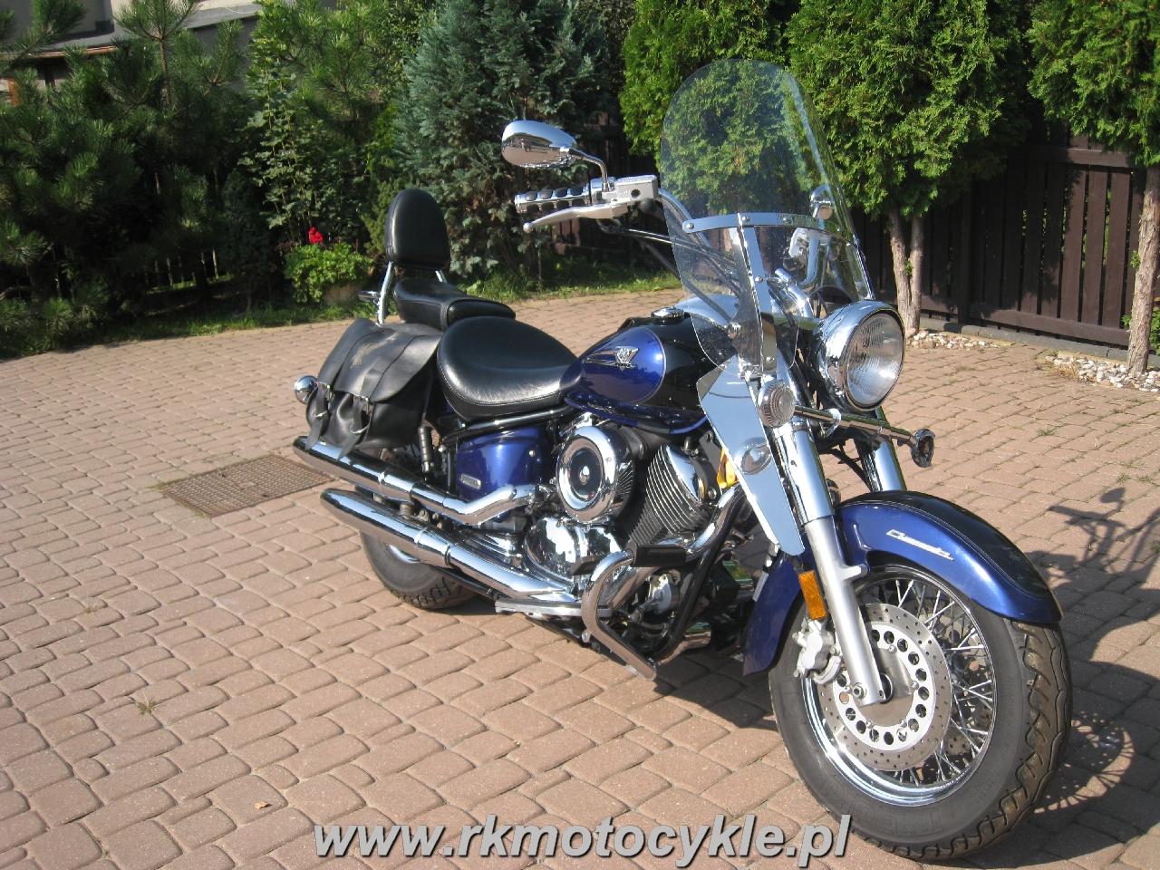 Rk Motocykle Yamaha Xvs 1100 Classic Drag Star Xvs1100 V