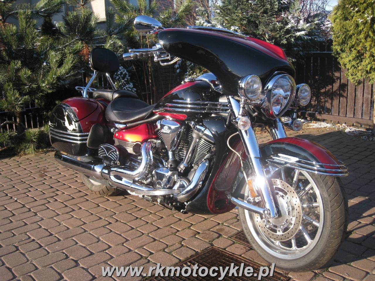rk motocykle yamaha xv stratoliner roadliner xv