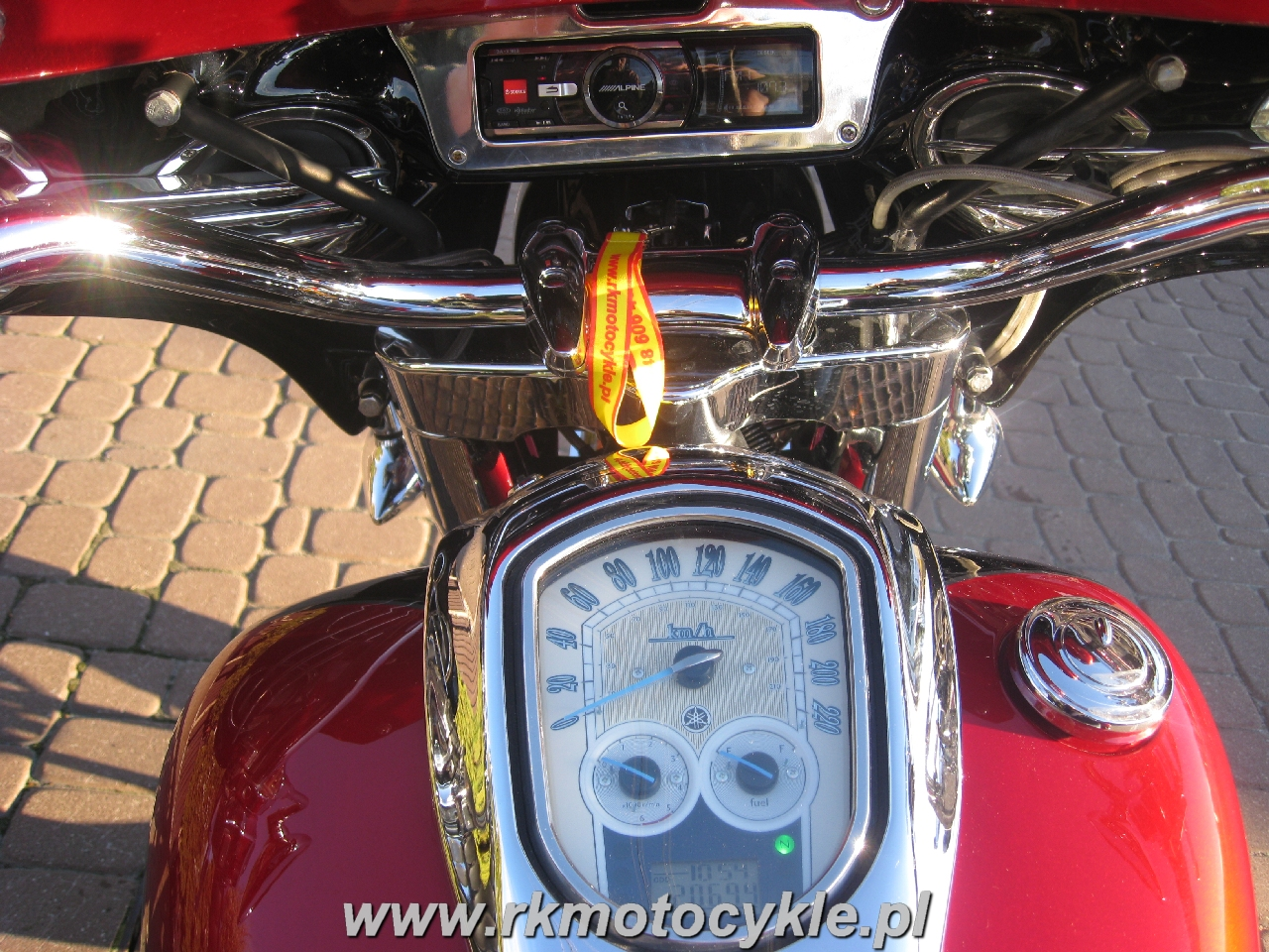 RK MOTOCYKLE YAMAHA XV1900 STRATOLINER ROADLINER XV 1900