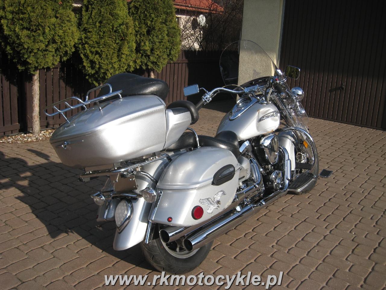 Brp Can Am >> RK MOTOCYKLE - YAMAHA XV 1700 ROAD STAR SILVERADO SPECIAL EDITION