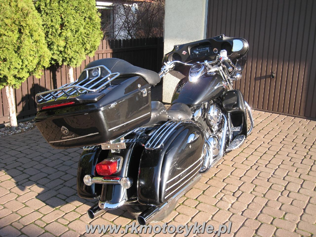 Rk Motocykle Kawasaki Vn 1500 Vulcan Nomad Vn1500
