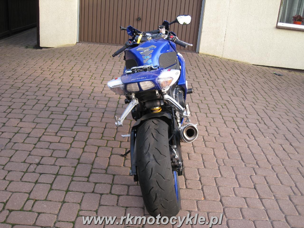 Suzuki Gsxr 600 >> RK MOTOCYKLE - SUZUKI GSXR 600 , K6,K7 GSXR600 GSX-R600
