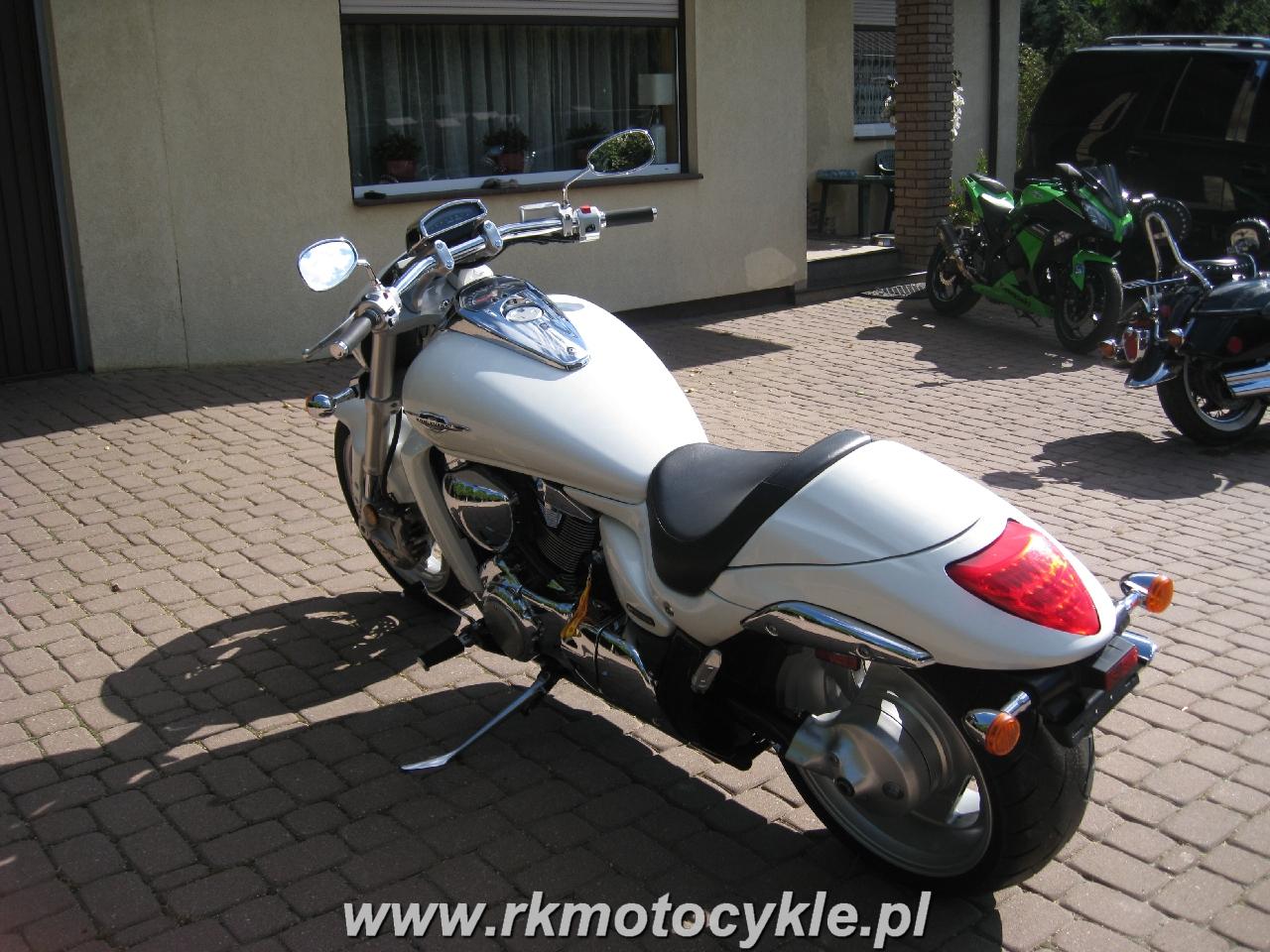 Rk Motocykle Suzuki Vzr 1800 Boulevard Intruder M109
