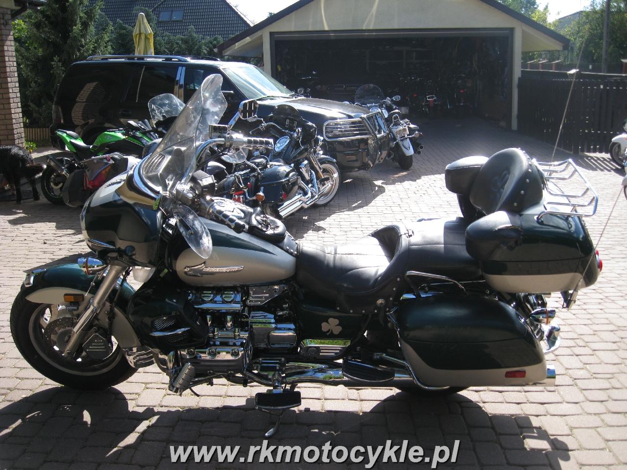 RK MOTOCYKLE - HONDA GL 1500 VALKYRIE INTERSTATE GL1500