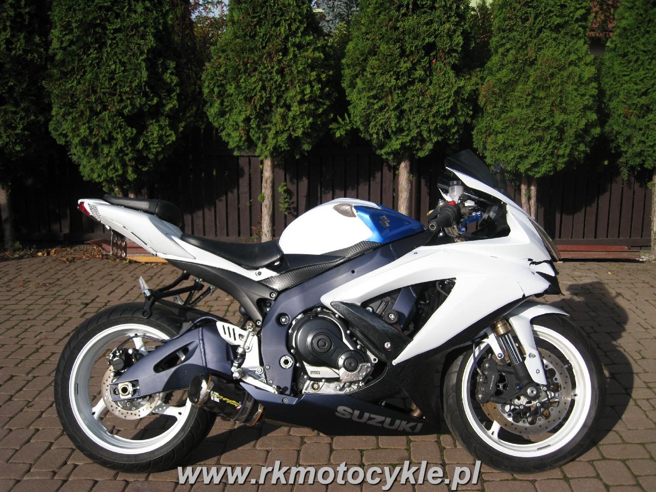 Rk Motocykle Suzuki Gsxr 600 L0 Gsx R 600