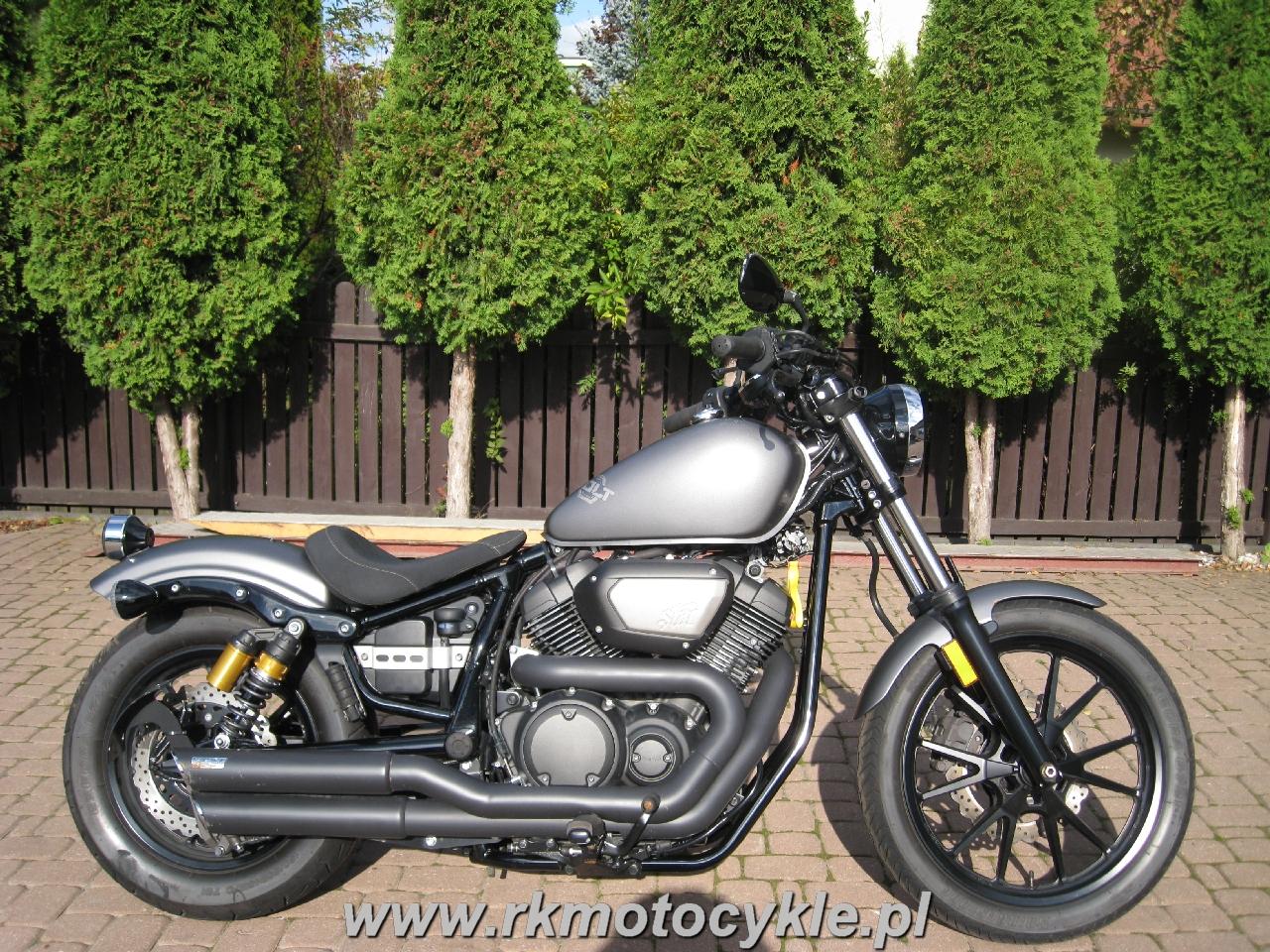RK MOTOCYKLE - YAMAHA XV 950 BOLT XV950