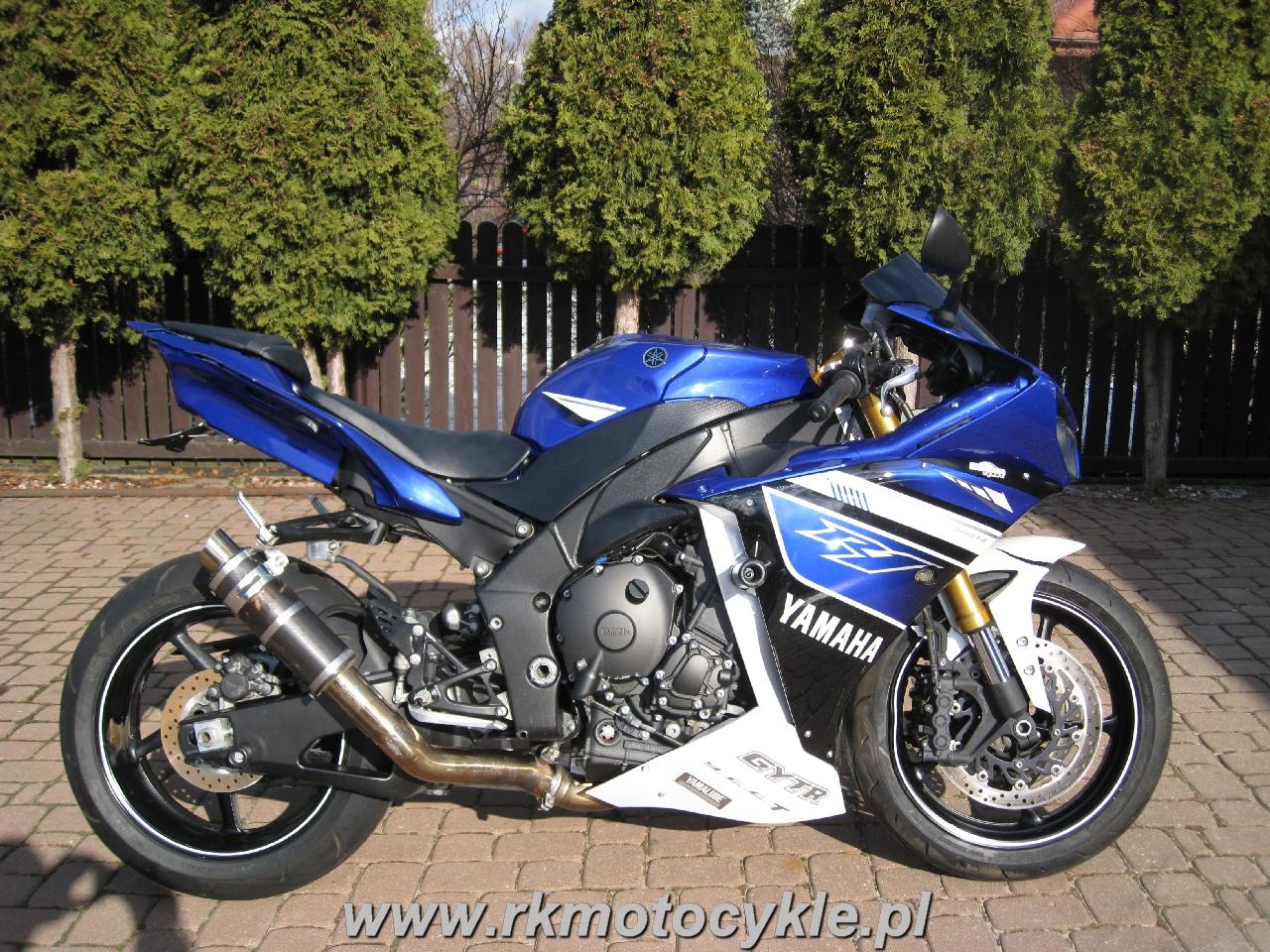 Img on Yamaha R1