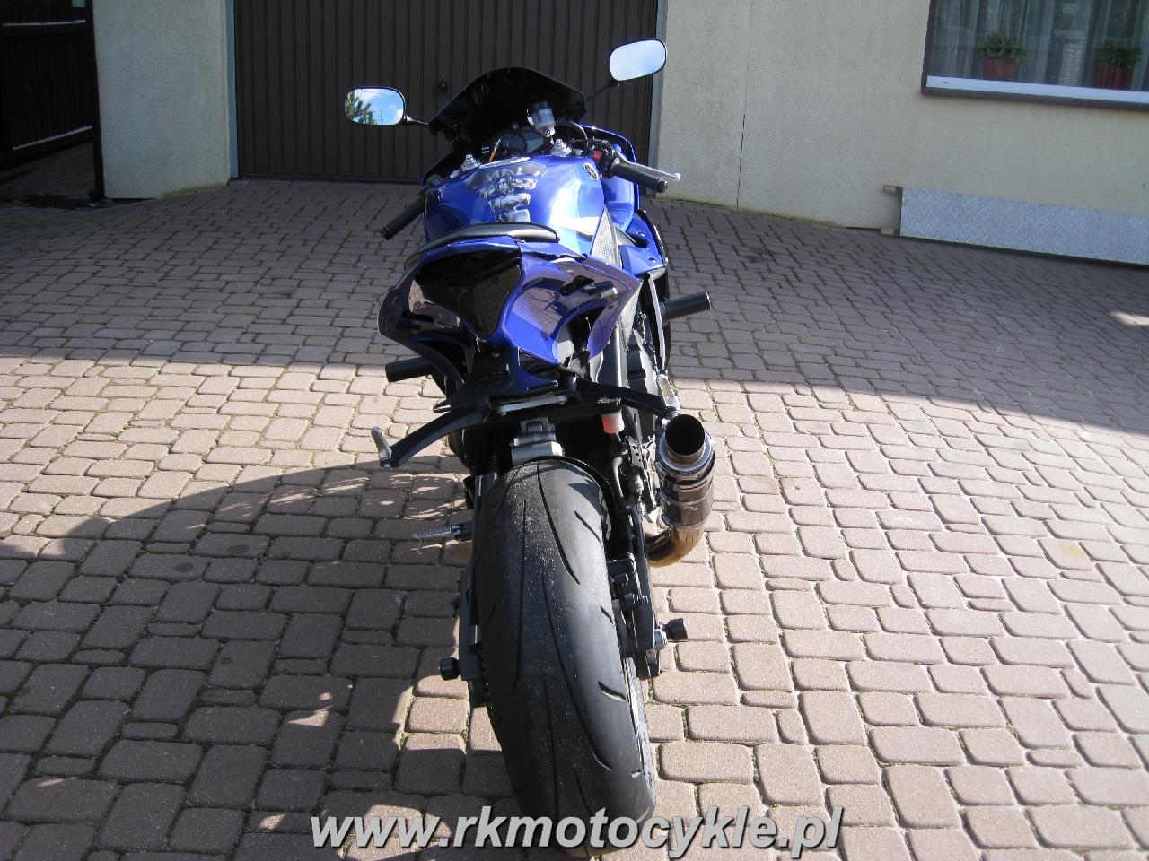 Rk Motocykle Yamaha R1 Rn22 Yzfr1 Yzf R1