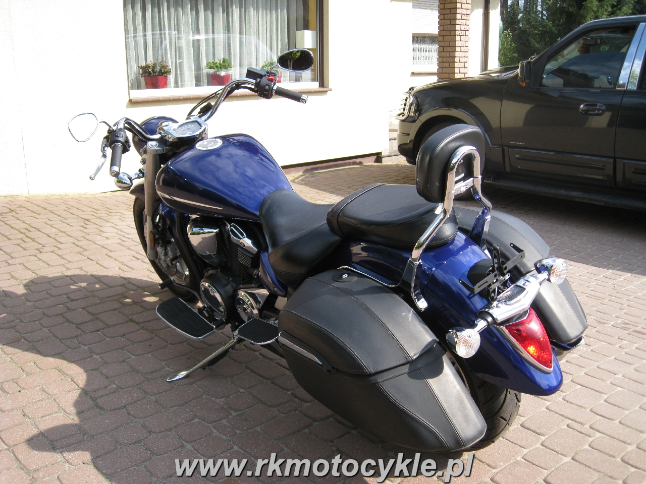 Rk Motocykle Yamaha Xvs 1300 Midnight Star Xvs1300