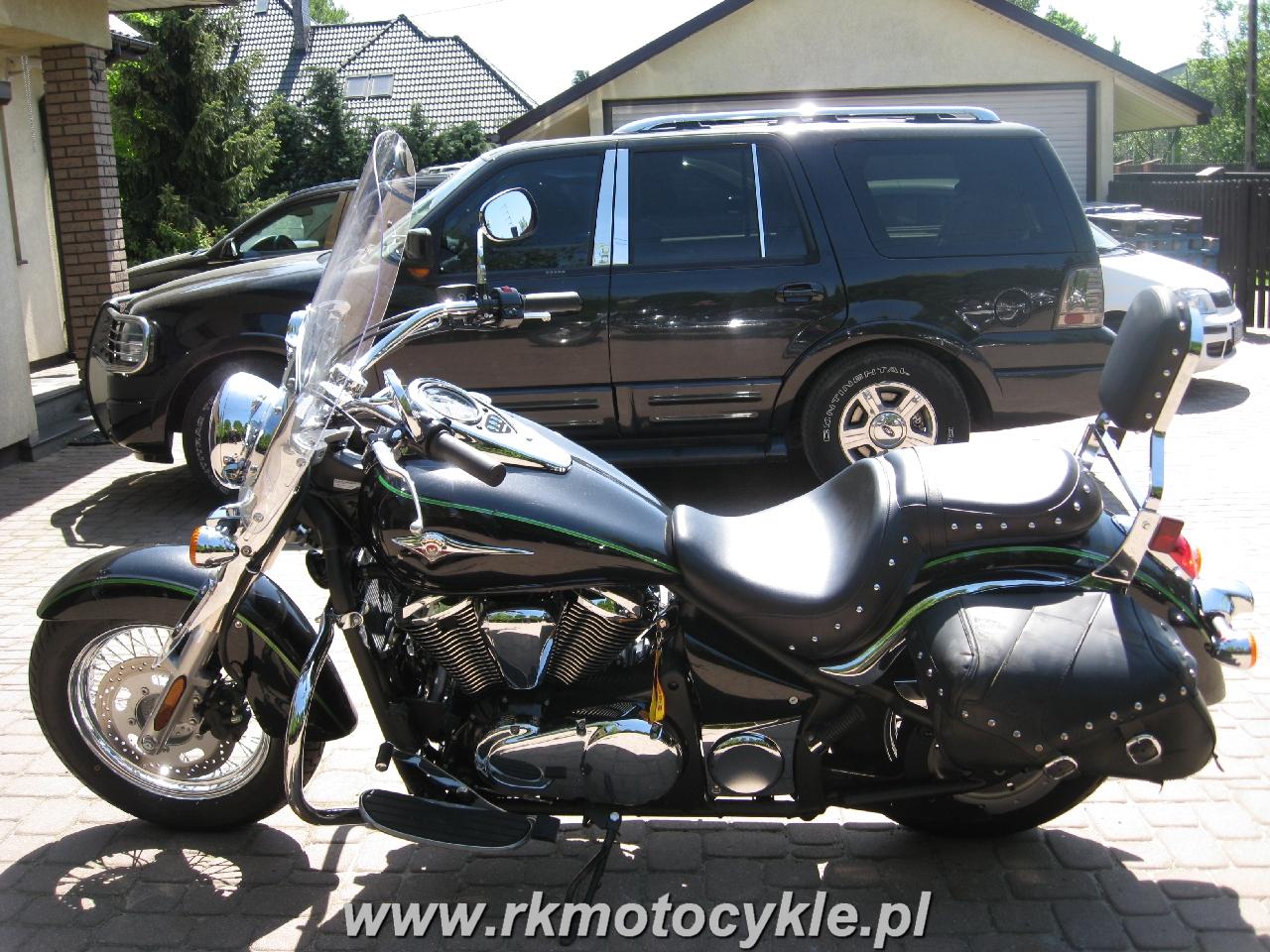 Rk Motocykle Kawasaki Vn 900 Vulcan Classic Vn900 Vn800