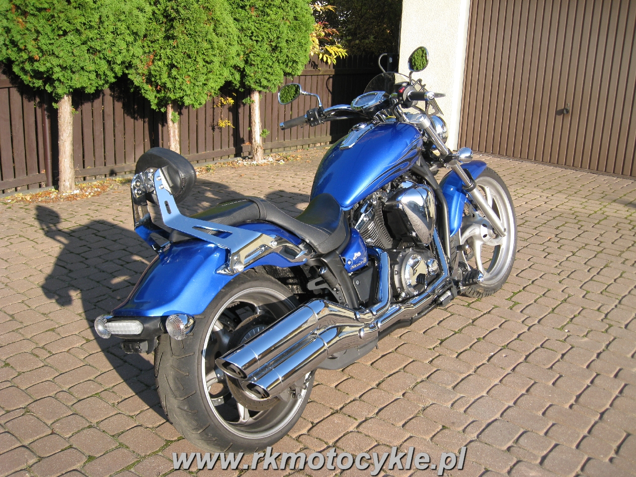 Rk Motocykle Yamaha Xvs 1300 Stryker Xvs1300