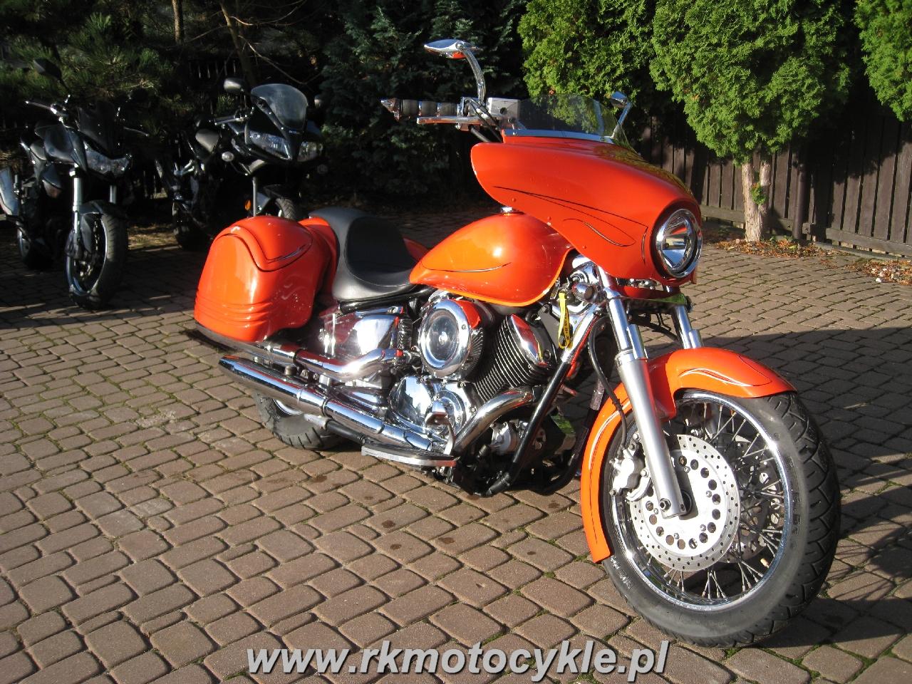 Brp Can Am >> RK MOTOCYKLE - YAMAHA XVS 1100 CUSTOM DRAG STAR XVS1100