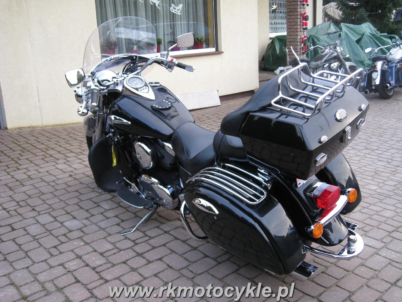 Rk Motocykle Kawasaki Vn1500 Vulcan Nomad Vn 1500 Vn 1600