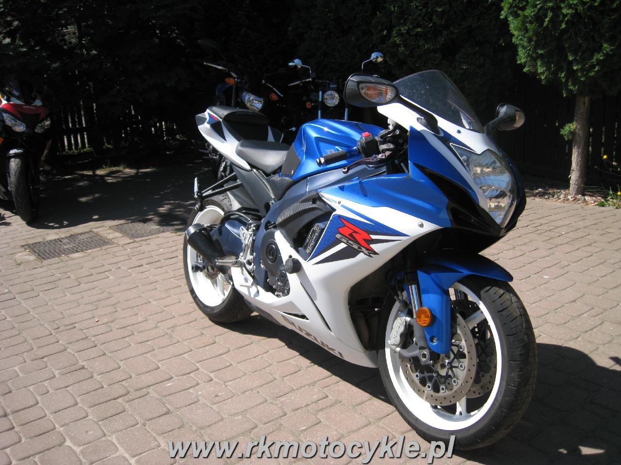 Brp Can Am >> RK MOTOCYKLE - SUZUKI GSXR 600 L1 GSX-R 600 L1 L2 L3 L4 L5