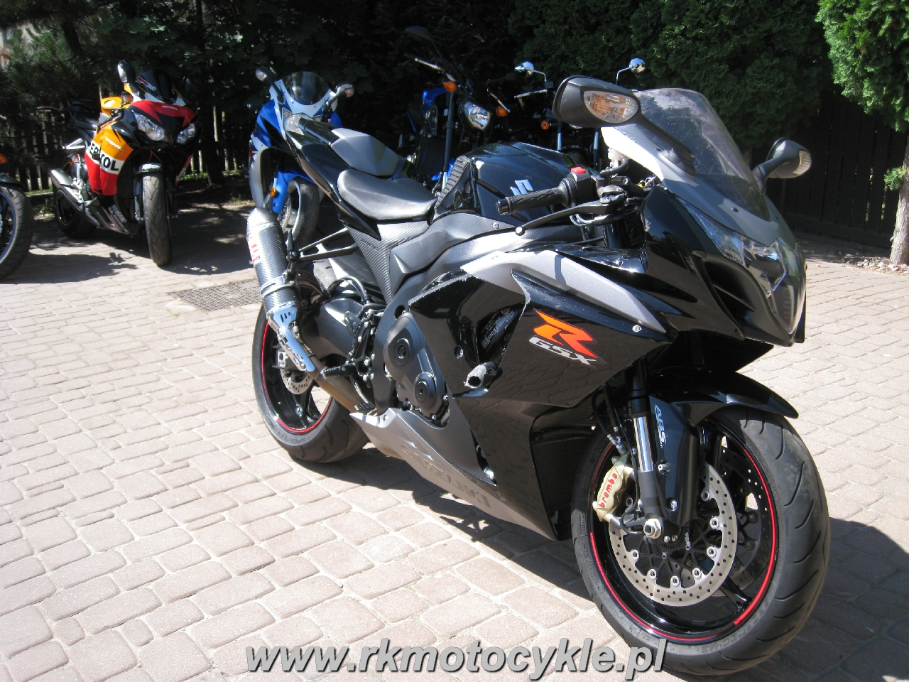 Brp Can Am >> RK MOTOCYKLE: SUZUKI GSXR 1000 ABS L5 GSX-R 1000 L0 L1 L2 ...